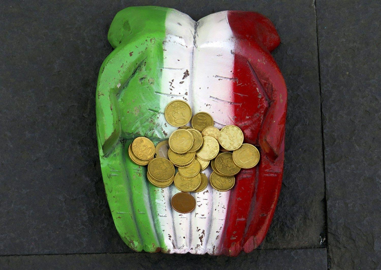 Italijos ekonomika skaičiuoja prarastus dešimtmečius, pažangos – nematyti