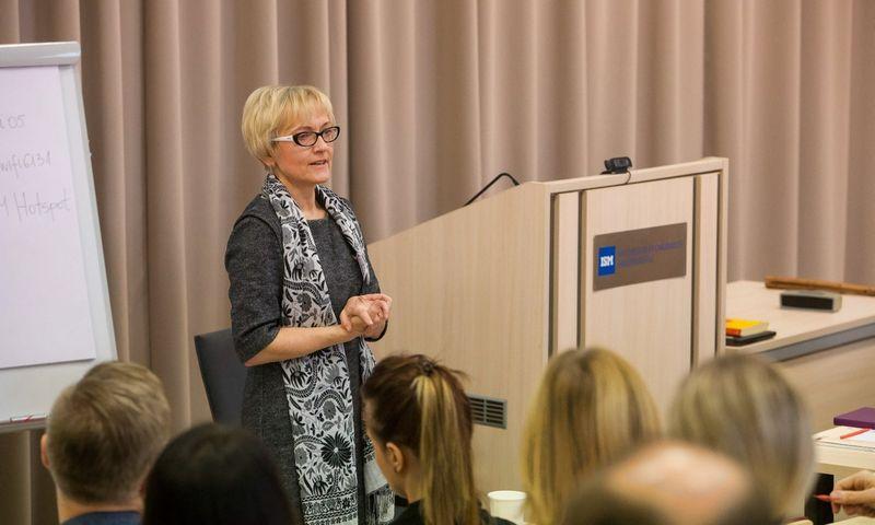 """Ramunė Danilevičiūtė, """"IKEA Purchasing Services"""" personalo vadybininkė. Vladimiro Ivanovo (VŽ) nuotr."""