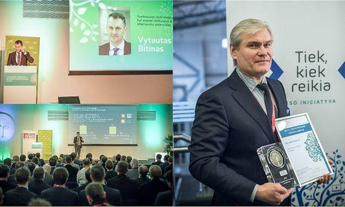 Energetinio efektyvumo konferencijoje – sprendimai konkurencingam verslui