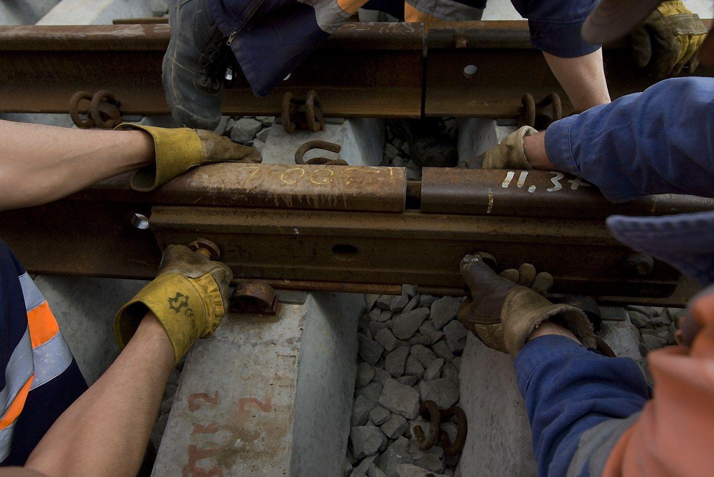 """""""Rail Balticai"""" finansuoti teikiama nauja paraiška"""