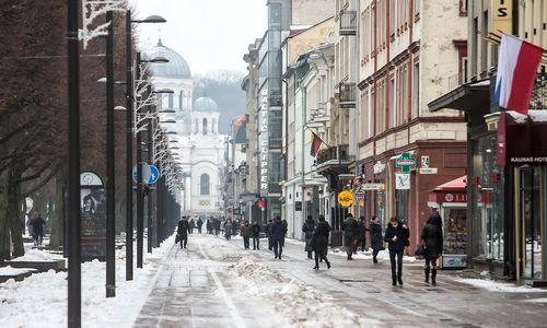 Kaunas gražins fasadus