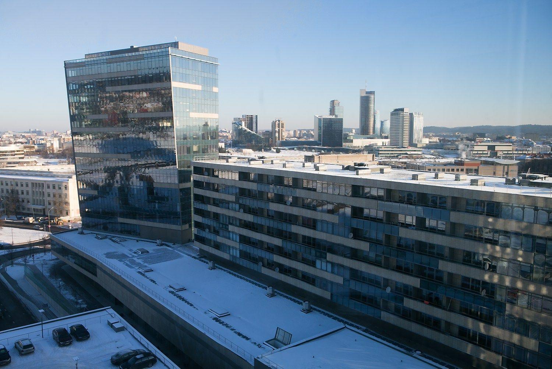 """""""INVL Technology"""" įmonės kraustosi į """"Vilniaus vartus"""""""