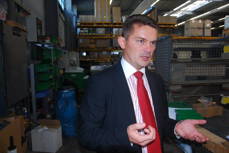 Lietuvių įsigyta Vokietijos bendrovė: sinergija bus naudinga