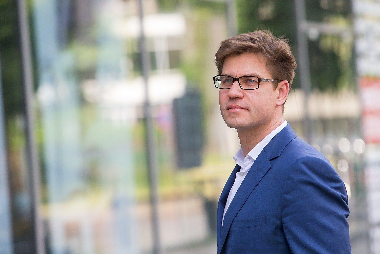 "Egidijus Damulis palieka ""INVL Baltic Real Estate"""