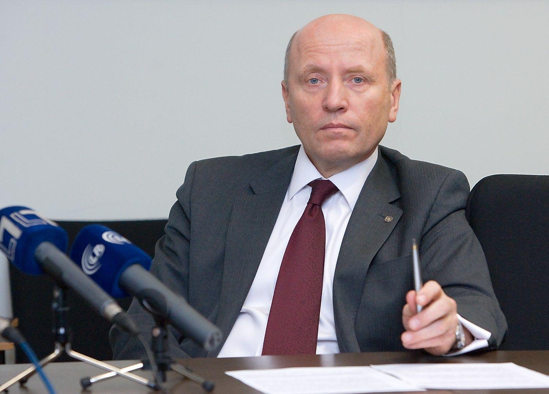 Dėl buvusio ministro Palaičio bylos kreipiamasi į Konstitucinį Teismą