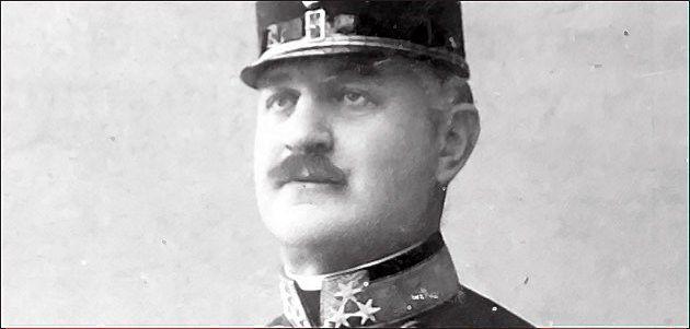 Austrijos kontržvalgybos vadovas Alfredas Redlas (1864–1913). spymuseum.com nuotr.