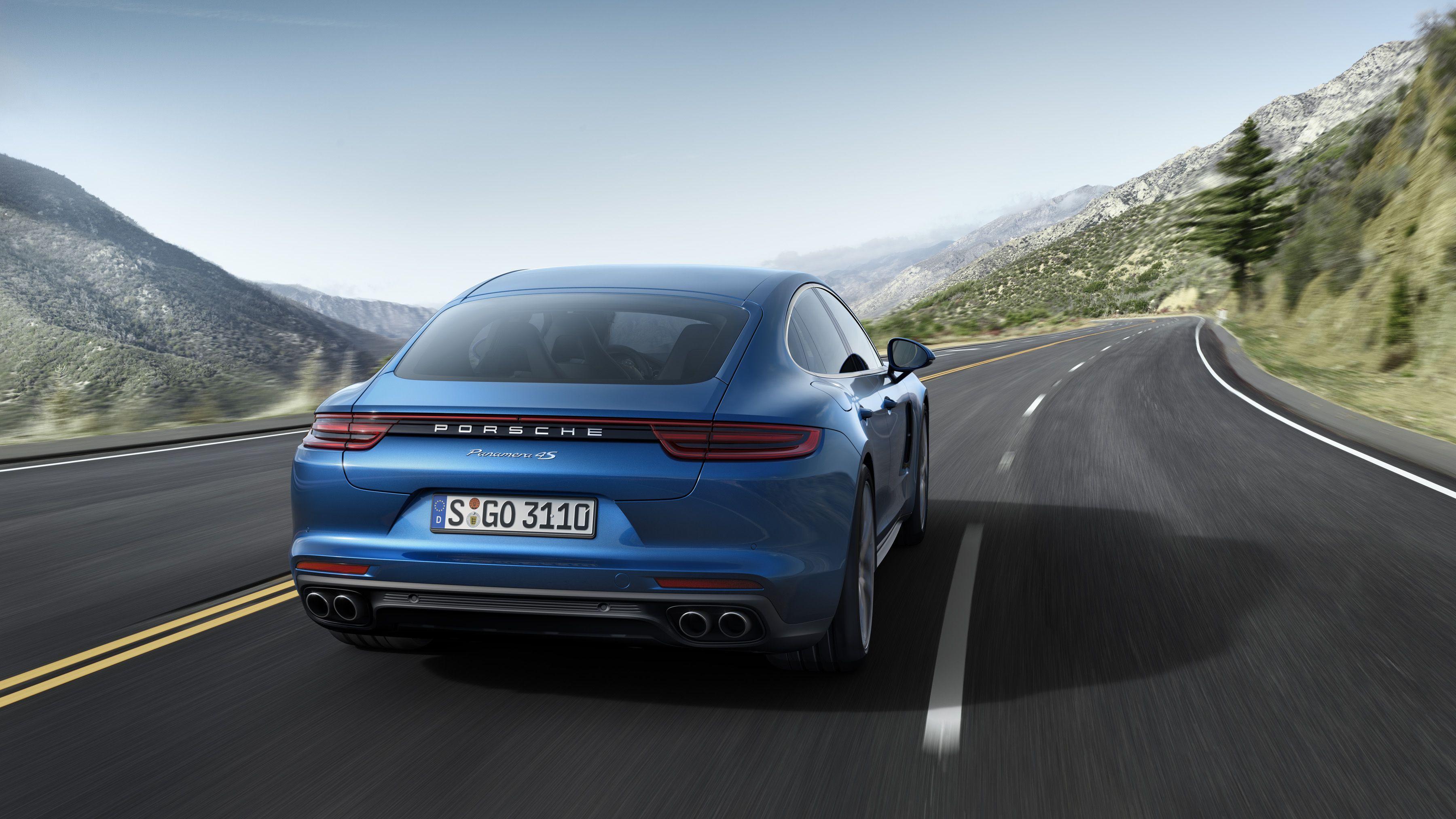 """VŽ bando """"Porsche Panamera"""": kai pamiršti, kad vairuoji ne 911"""