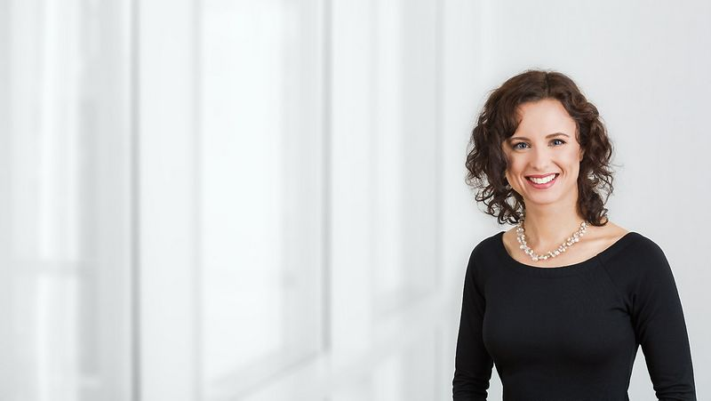 "Jovita Valatkaitė, advokatų kontoros ""Cobalt"" asocijuota teisininkė. Kontoros nuotr."