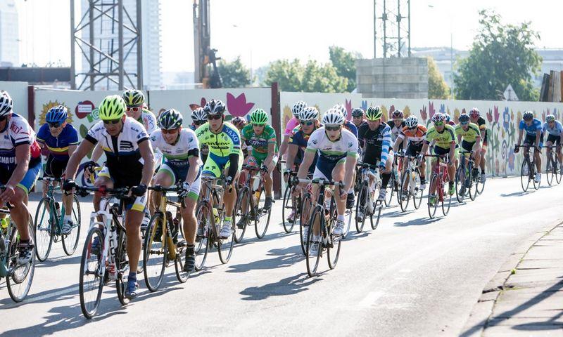 Sėkmė, ar tai būtų važiavimas dviračiu, ar mokėjimas parduoti, valdyti gamybą, vadovauti, priklauso nuo intensyvių ir nuobodžių praktinių treniruočių. Juditos Grigelytės (VŽ) nuotr.