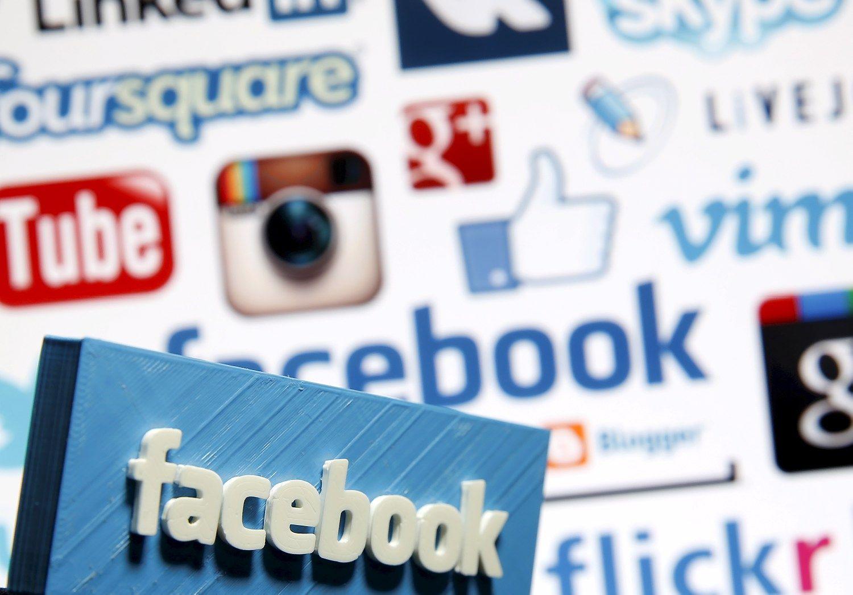 """Socialiniai tinklai toliau auga, """"Twitter"""" pralaimi"""