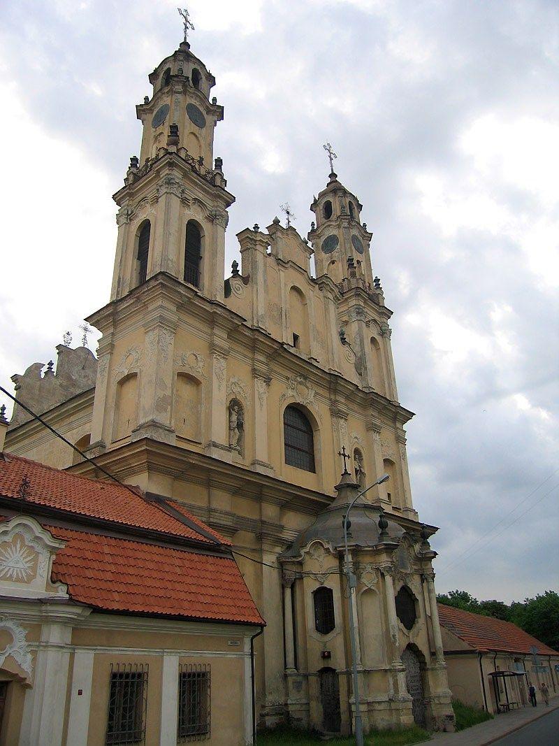 Žada atkurti Vilniaus Misionierių sodą