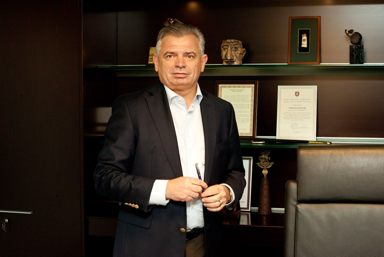 """V. Kučinskas """"Arvi ir ko"""" įmonių grupėje nebedirba"""