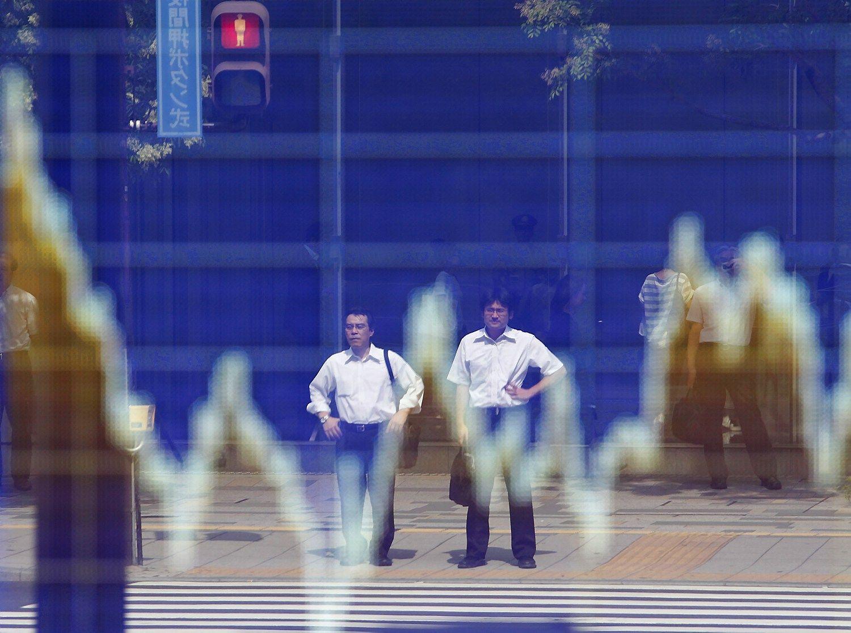 Pigi jena ir eksportas lėmė Japonijos ūkio augimą