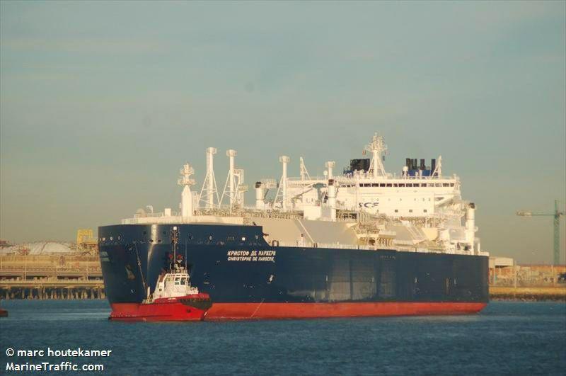 Rusija į pasaulį paleidžia ledo klasės SkGD tanklaivį