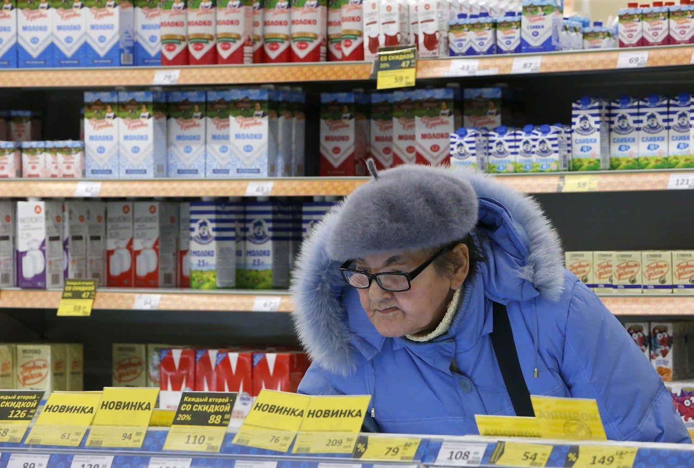 Rusaineįsileis dar kelių dešimčių maisto pramonės įmonių produktų