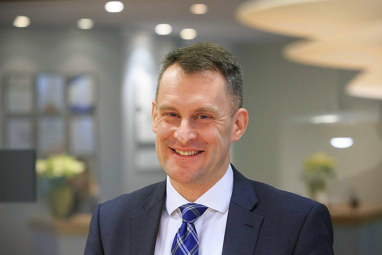 Vytautas Bitinas, EY konsultacinių paslaugų skyriaus darbo grupės vadovas, energetikos ekspertas.