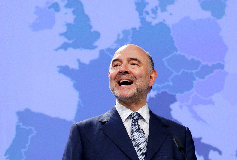 Europos Komisija prognozuoja augimą visiems