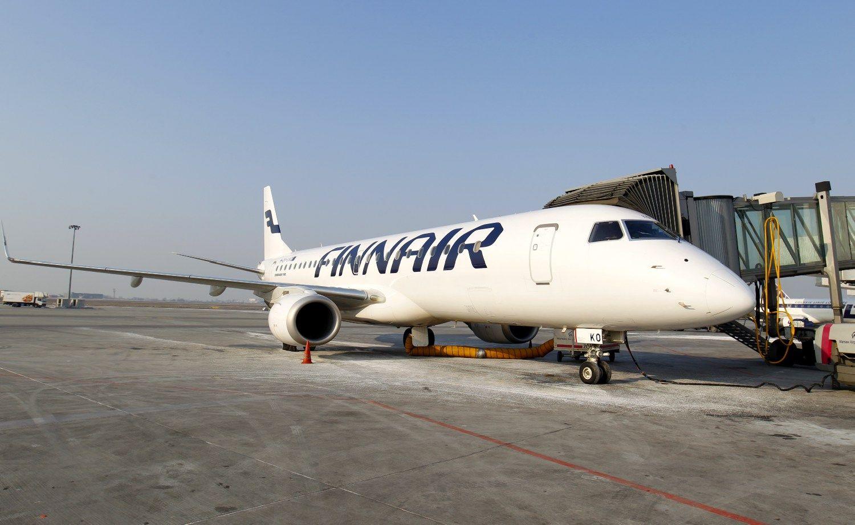 """""""Finnair"""" augimo programa kiek pakirpo pelną"""
