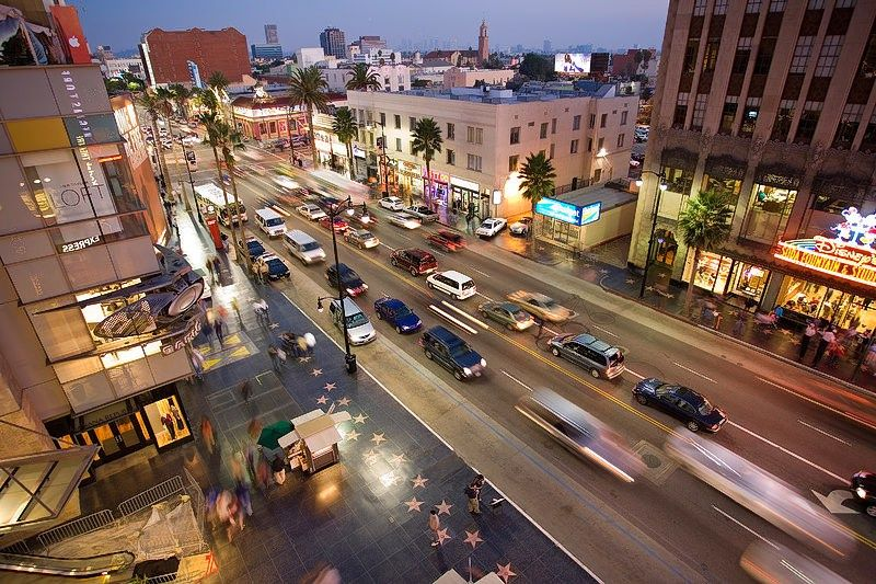 """Los Andželas. """"Wikimedia Commons"""" nuotr."""