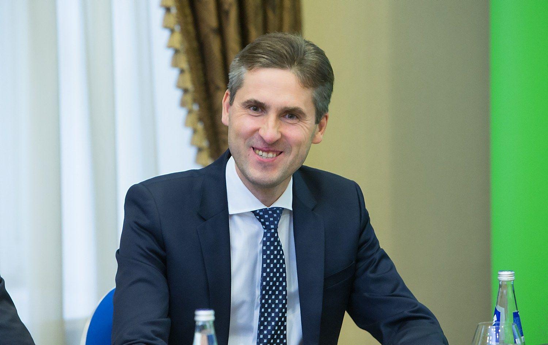 Aivaras Čičelis, SEB banko valdybos narys. Juditos Grigelytės (VŽ) nuotr.