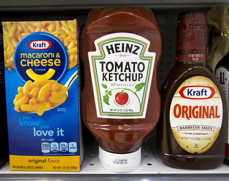 """""""Kraft Heinz"""" neatsisako idėjos susijungti su besipriešinančiu """"Unilever"""""""