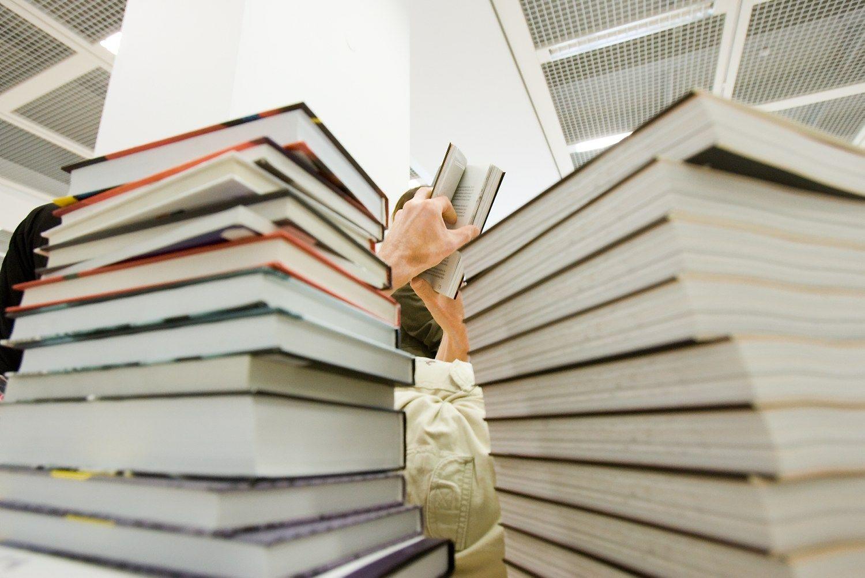 VŽ rekomenduoja: naujos knygos
