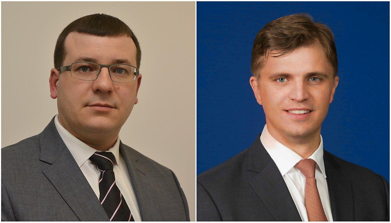 Pareigas eiti pradeda du nauji KAM viceministrai