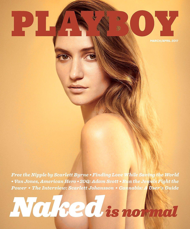 """""""Playboy"""" vėl grįžta prie nuogybių"""