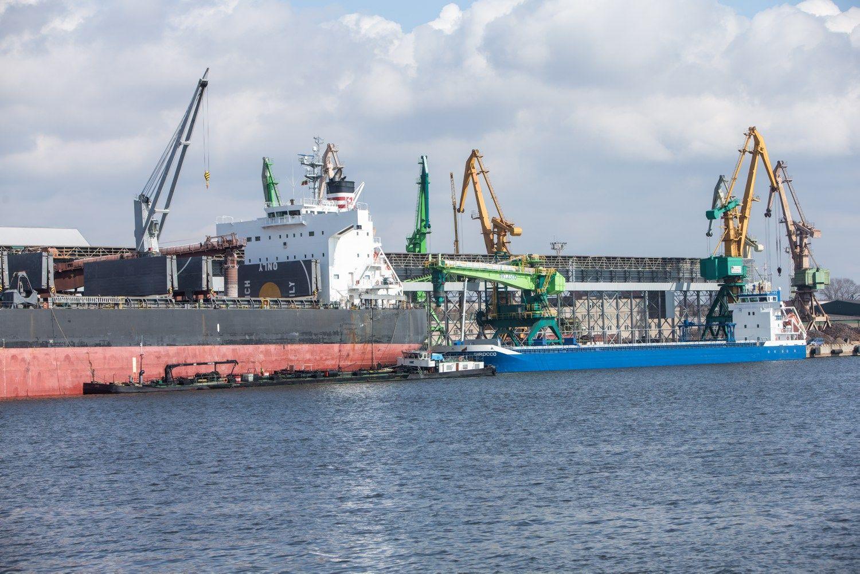 Ukrainos žiniasklaida: KLASCO domina Chersono uosto koncesijos konkursas
