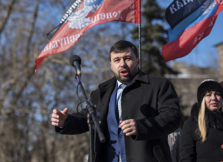 Rusija pripažins separatistų Ukrainoje išduodamus dokumentus