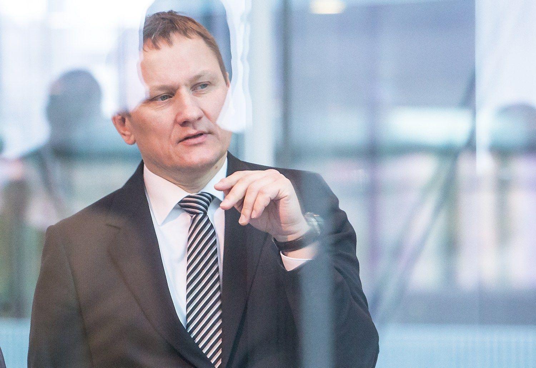 Paaiškėjo G. Marcinkevičiaus akcijų pirkėjas