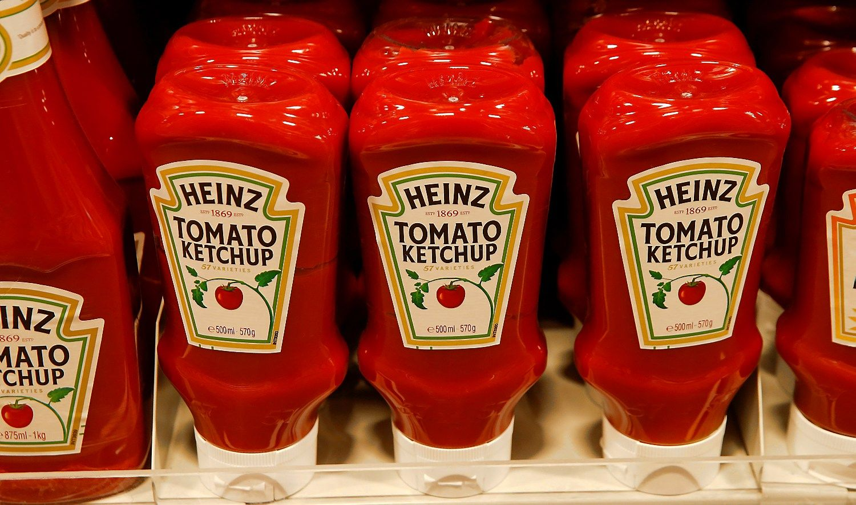 """Kraft Heinz"" nebenori jungtis su ""Unilever"""
