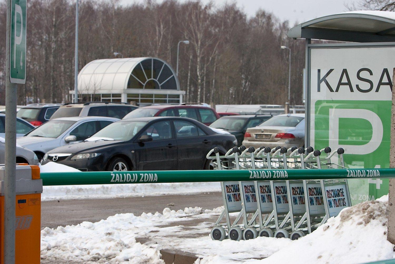 """""""UniPark"""" savininkėapsipirko Estijoje"""