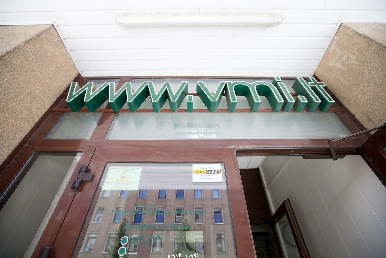 VMI įtariai žiūri į EURIBOR +0,5%