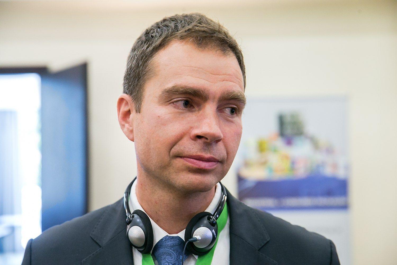 Išrinktas naujas AHK prezidentas Lietuvoje