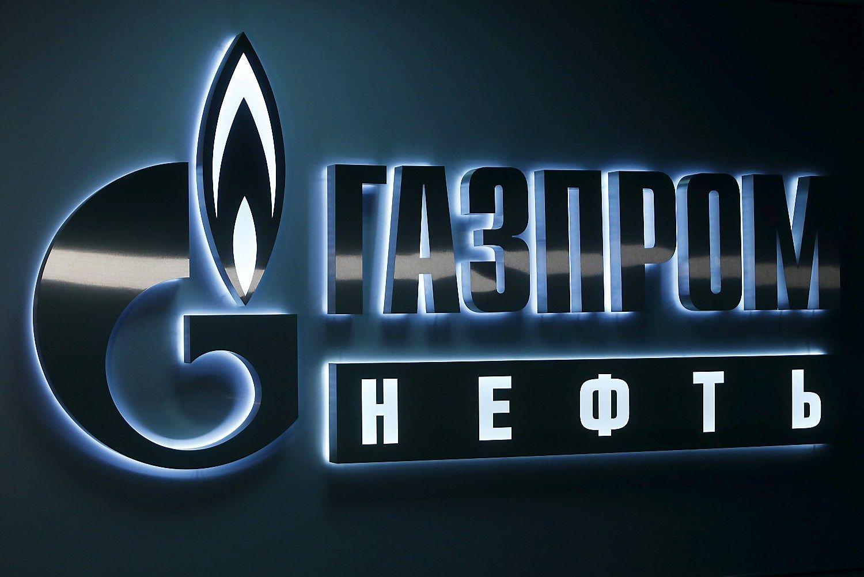"""Gazprom neft"" pelnas augo 82,5%"