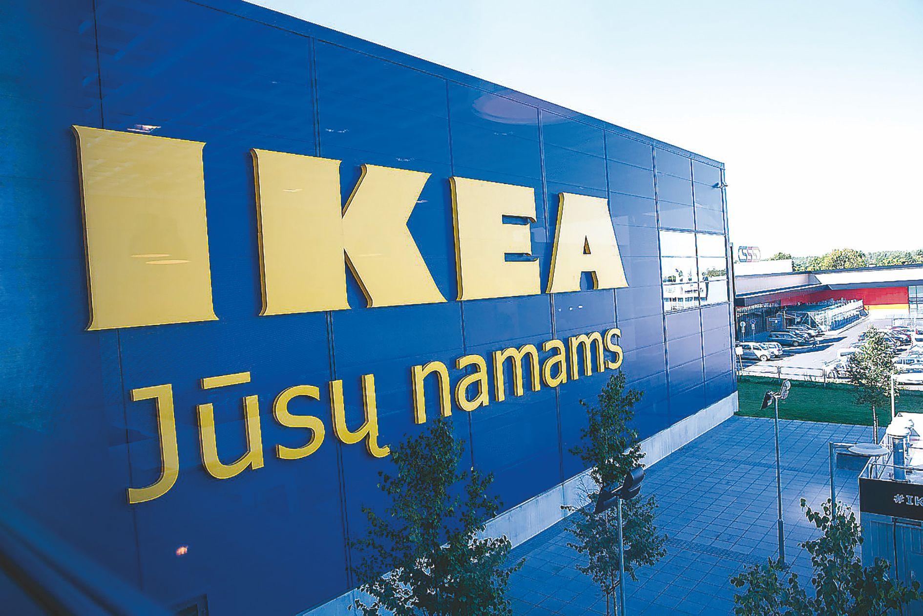 IKEA Lietuvoje iš su Švedijos ekspremjeru susijusio fondo įsigijo 6.000 ha miško