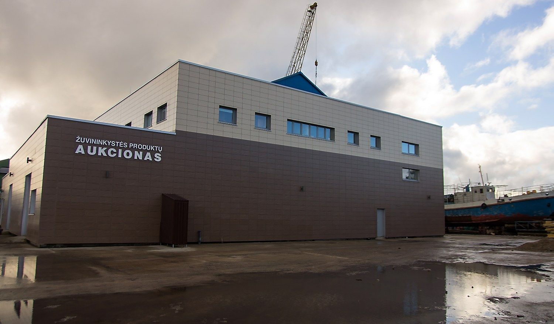 Iš nuostolių neišlipančiam Klaipėdos žuvų aukcionui ruošiamas privatizavimo planas