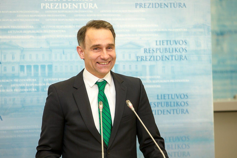 Masiulis: Klaipėdos uosto ir miesto planai turi būti rengiami vienu metu