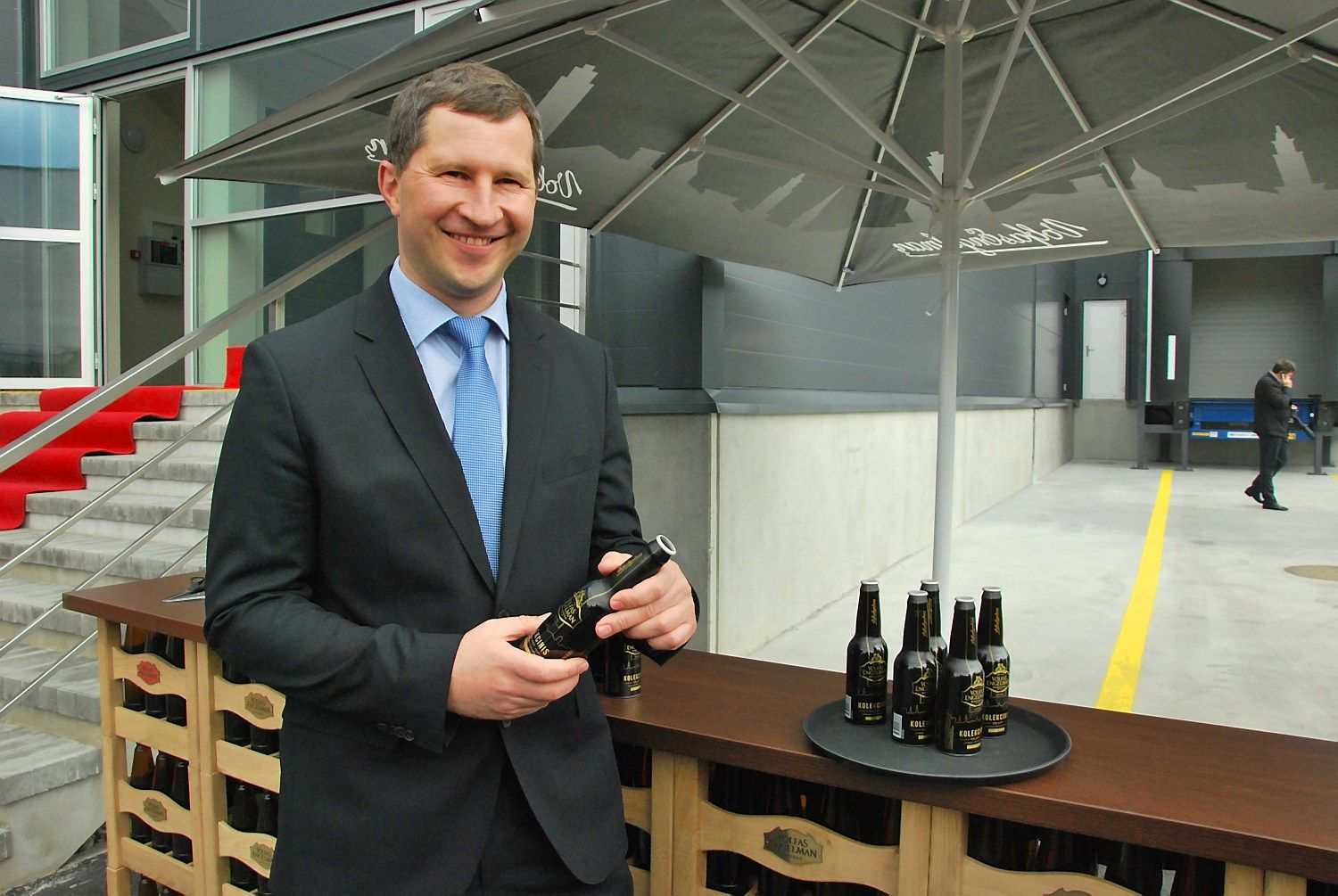 """""""Volfo Engelman"""" rezultatai: alaus mažiau, pelno daugiau"""