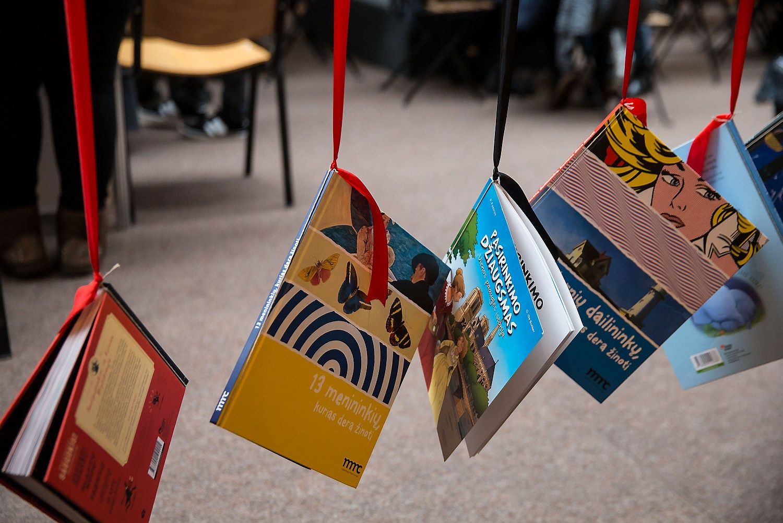 Prasidėjo tarptautinė Vilniaus knygų mugė