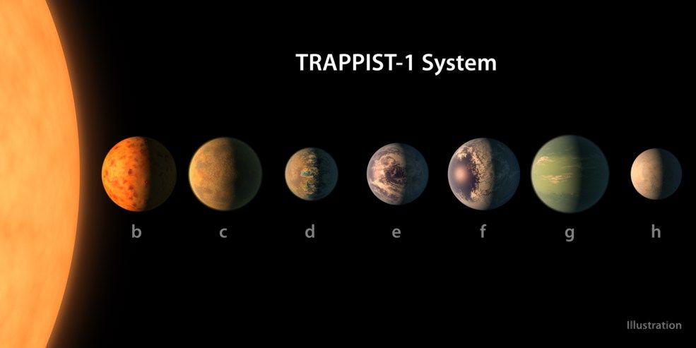 NASA: artėjame prie atsakymo į klausimą, ar esame vieni