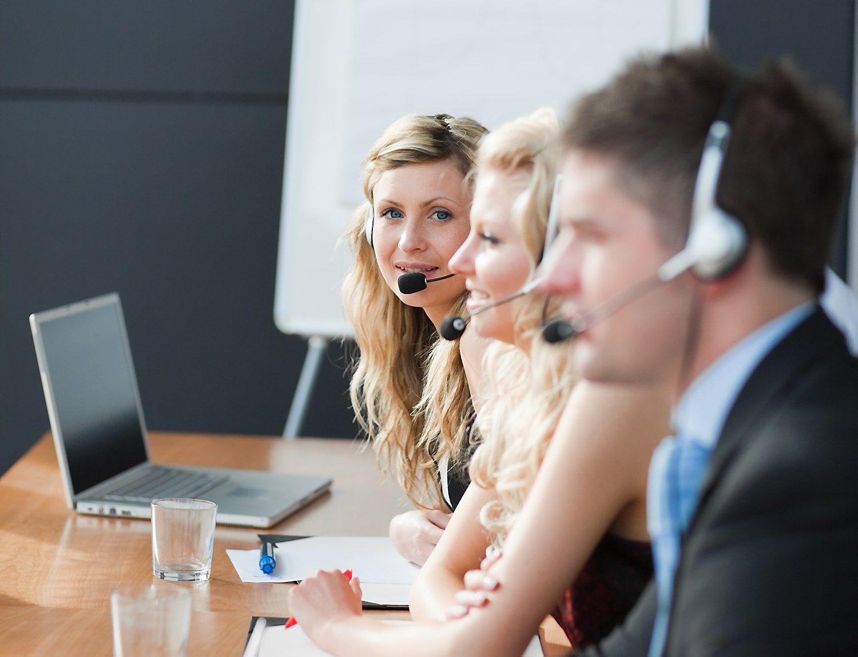 Kaip šaltą skambutį paversti vizitu pas klientą