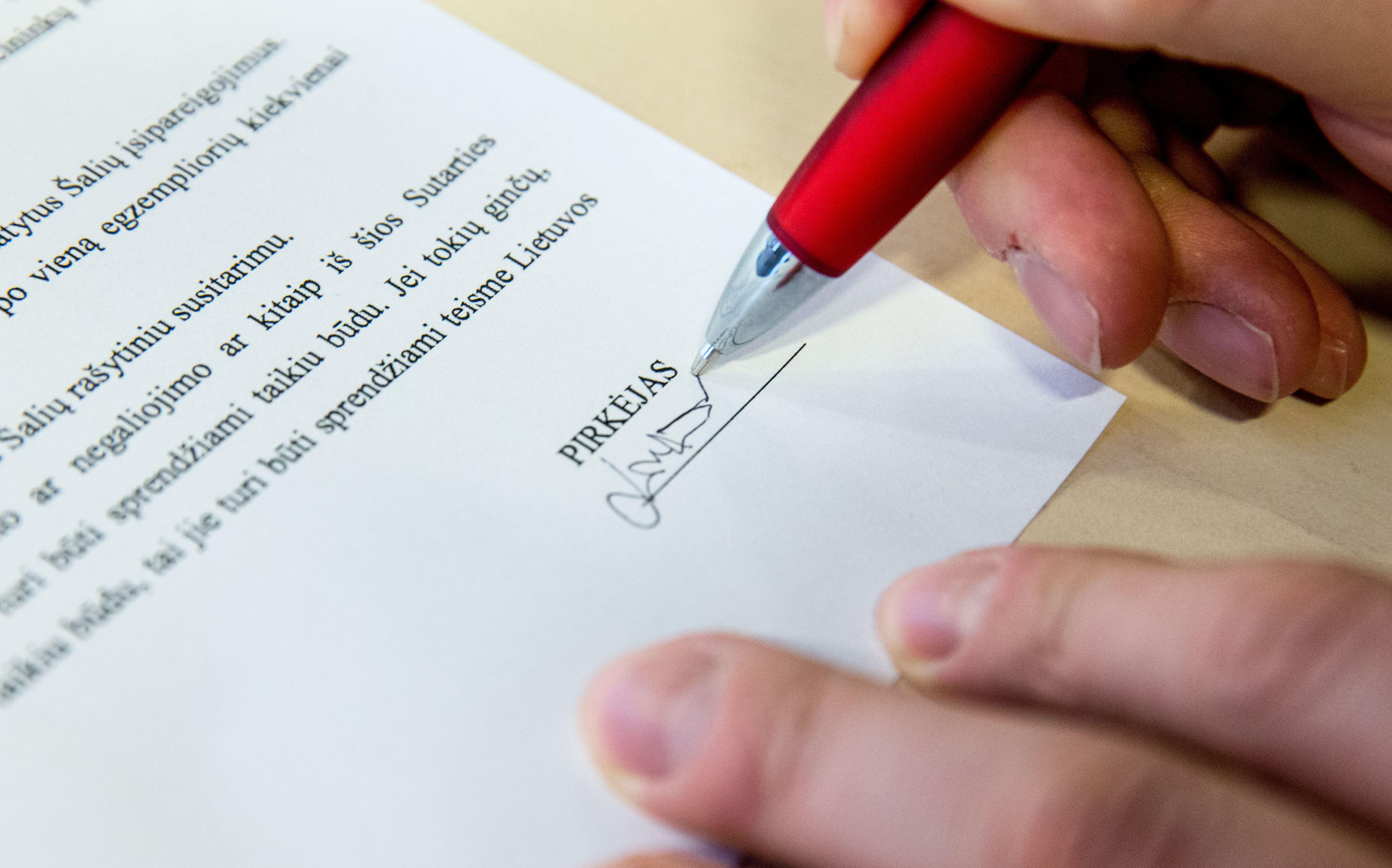 Baltijos šalyse savininkus norėtų keisti 33 įmonės