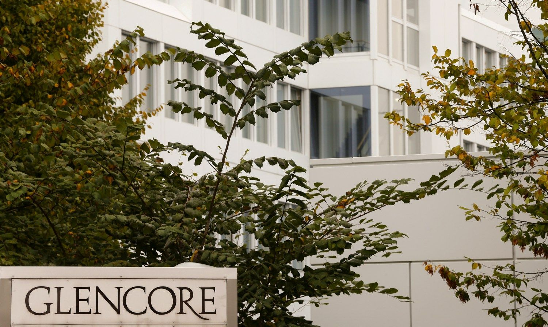 """Po sėkmingų metų """"Glencore"""" žada dosnius dividendus"""