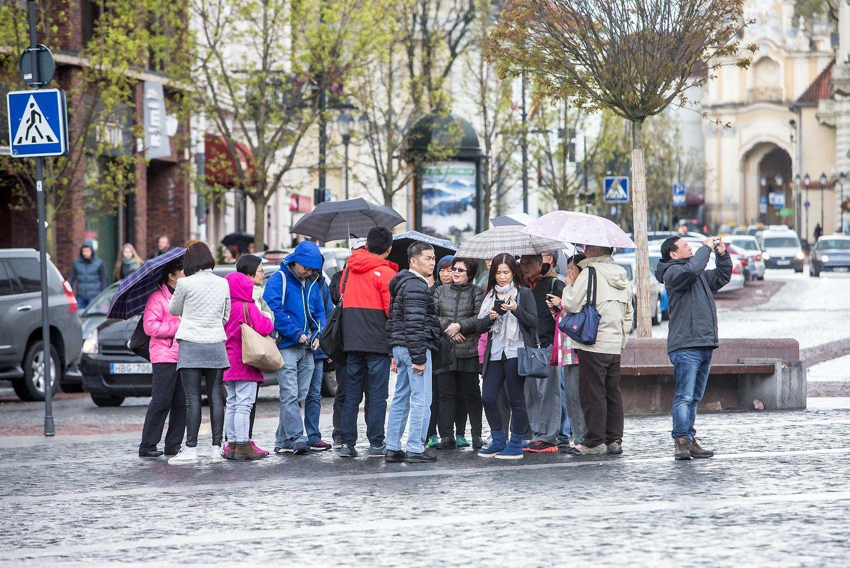 Pernai į Lietuvą atvyko daugiau turistų