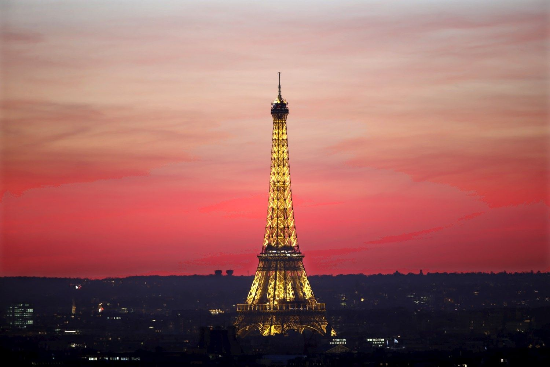 Paryžius vilios Londono bankus septyniais naujais dangoraižiais