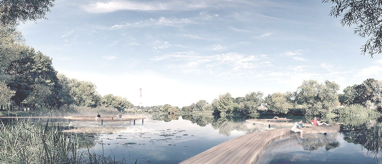 Už 1,2 mln. Eur atnaujins parką Klaipėdos centre