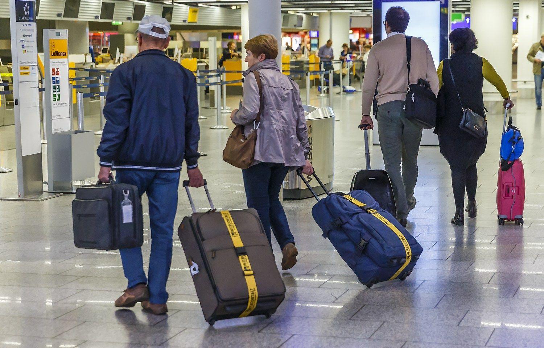 Rusų turistų išlaidos užsienyje vėl pradeda didėti