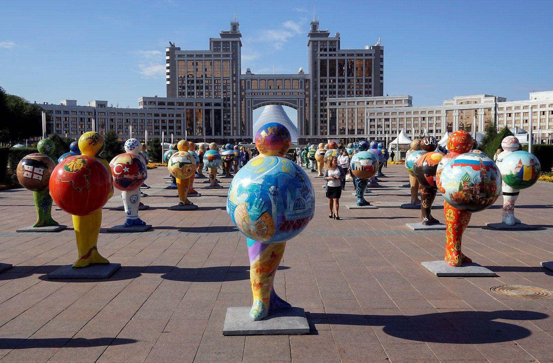 """Pasaulinės """"Expo"""" parodos komisarams vadovaus lietuvis"""